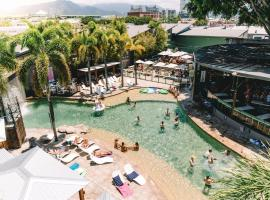 Gilligan's Backpacker Hotel & Resort Cairns, hotel in Cairns
