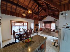 Chalé Sonho Meu, self catering accommodation in Monte Verde