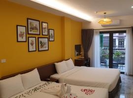 Hanoi La Cascada House & Travel, מלון בהאנוי