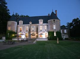 Château De Pray, отель в Амбуазе
