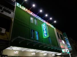 Hotel Zamburger Elmark Kuantan, отель в Куантане