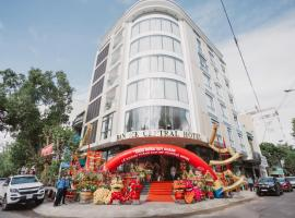 Ban Me Central Hotel, hotel in Buon Ma Thuot