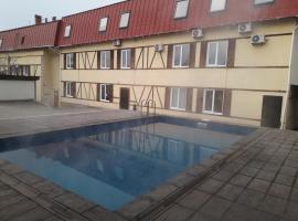 Отель Империал, отель в Саратове