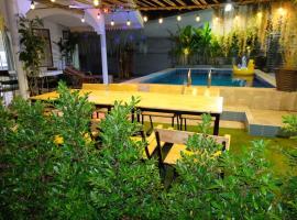 บ้านคิดถึงพูลวิลล่า พัทยา Ban Kidtueng Pool Villa Pattaya ที่พักให้เช่าในหาดจอมเทียน