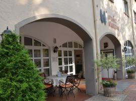 Hotel Landhaus Wörlitzer Hof, Hotel in Oranienbaum-Wörlitz