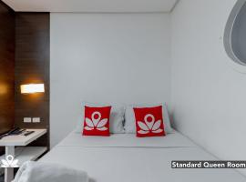 ZEN Rooms Ellis Ecotel Legazpi, hotel sa Legazpi