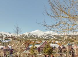 Tannhauser, hotel with jacuzzis in Breckenridge