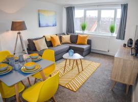 Anstey Heights Apartments, hotel in Bristol