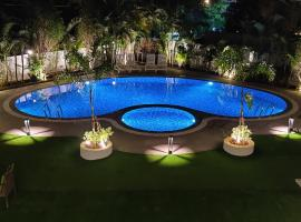 Meritas Adore Resort, hotel with pools in Lonavala