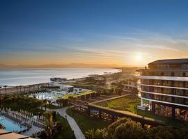 Voyage Belek Golf & Spa Hotel, hotel in Belek
