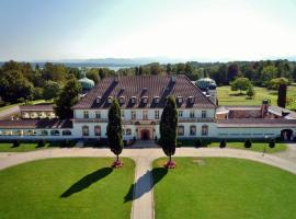 Schloss Höhenried, Hotel in Bernried
