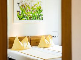 ODELYA Hotel & Wildgarten Basel City, hotel in Basel