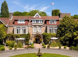 Longueville Manor, hotel in Saint Helier Jersey