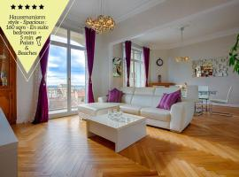 Appartement Vaste Horizon - LRA Cannes, hotel with jacuzzis in Cannes