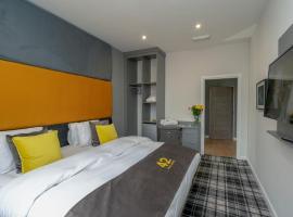 42 Apart-Hotel, hotel in Scunthorpe
