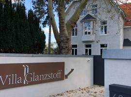 Villa Glanzstoff, hotel near Susteren Station, Heinsberg