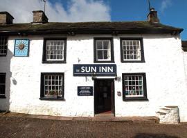 The Sun Inn, hotel in Dent