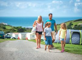 Widemouth Bay Caravan Park, resort in Bude
