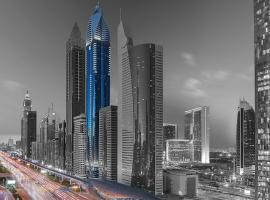 Rose Rayhaan by Rotana - Dubai, hotel near City Walk Mall, Dubai