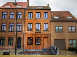 Vakantiehuis Brickx, pet-friendly hotel in Koksijde