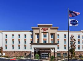 Hampton Inn North Little Rock McCain Mall, AR, hotel v destinaci North Little Rock
