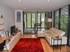 Dzīvoklis Spacious Apartment in the Heart of Melbourne's CBD Melburnā