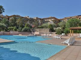 Pierre et Vacances Résidence Amandine, hotel in Saint-Tropez