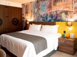 Hotel Indigo Guanajuato, hotel in Guanajuato