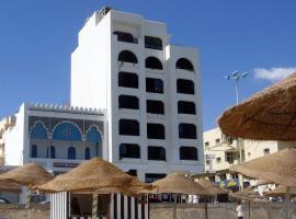 Residence Boujaafar, отель в Сусе