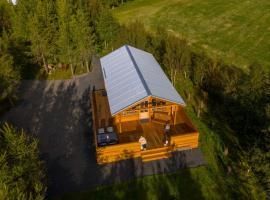 Áshóll guesthouse - farmstay, casa o chalet en Akureyri