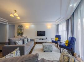 Edmor Residences - Riverside, hotel in Nairobi