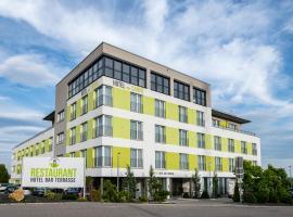 Hotel Campo – hotel w pobliżu miejsca Kepler Museum w mieście Renningen