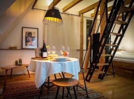 Besighomes Apartment Loft, Ferienwohnung in Besigheim