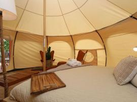 Lappa Nature Lodge, glamping site in Argyroupolis