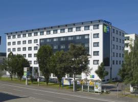 Holiday Inn Express Stuttgart Airport, an IHG hotel, hotel in Leinfelden-Echterdingen