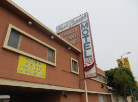 Park Cienega Motel, motel in Los Angeles