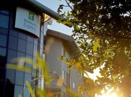Holiday Inn Express Southampton - M27, J7, hotel in Southampton