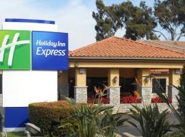 Holiday Inn Express San Diego - Rancho Bernardo, an IHG Hotel, hotel near San Diego Miramar College, Rancho Bernardo