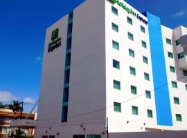 Holiday Inn Express Tuxtla Gutierrez La Marimba, отель в городе Тустла-Гутьеррес