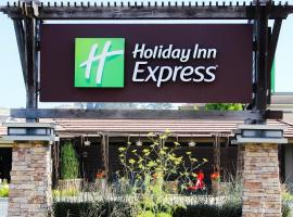Holiday Inn Express Mill Valley - Sausalito Area, an IHG Hotel, hotel in Mill Valley