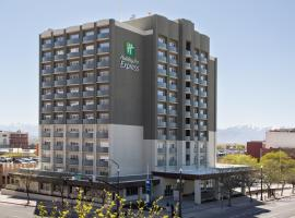 Holiday Inn Express Salt Lake City Downtown, an IHG Hotel, hotel in Salt Lake City
