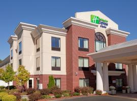 Holiday Inn Express Hotel & Suites Manchester - Airport, an IHG Hotel, hotel near State Park, Manchester