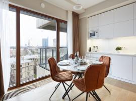 Riga DeLuxe - brand new Apartment, hotel in Riga