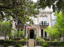 Hamilton Turner Inn, boutique hotel in Savannah