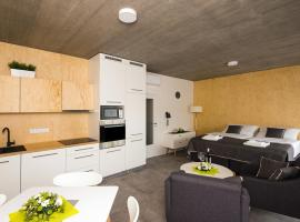 Residence Trafick, apartment in Prague