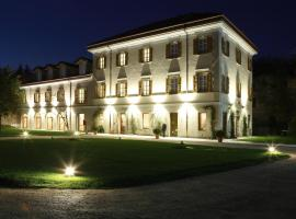 Art Hotel Varese, hotel in Varese