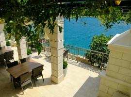Guest House Villa Maslina Neum, romantic hotel in Neum