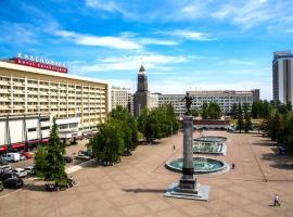 Гостиница Красноярск, отель в Красноярске