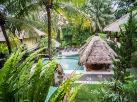 Kori Ubud Resort, Restaurant & Spa, hotel in Ubud