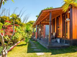 Black Lava Hostel and Lodge, glamping site in Kintamani